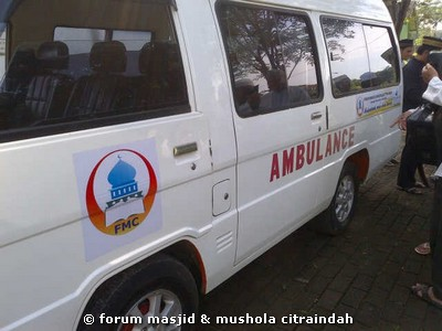 Ambulan Gratis